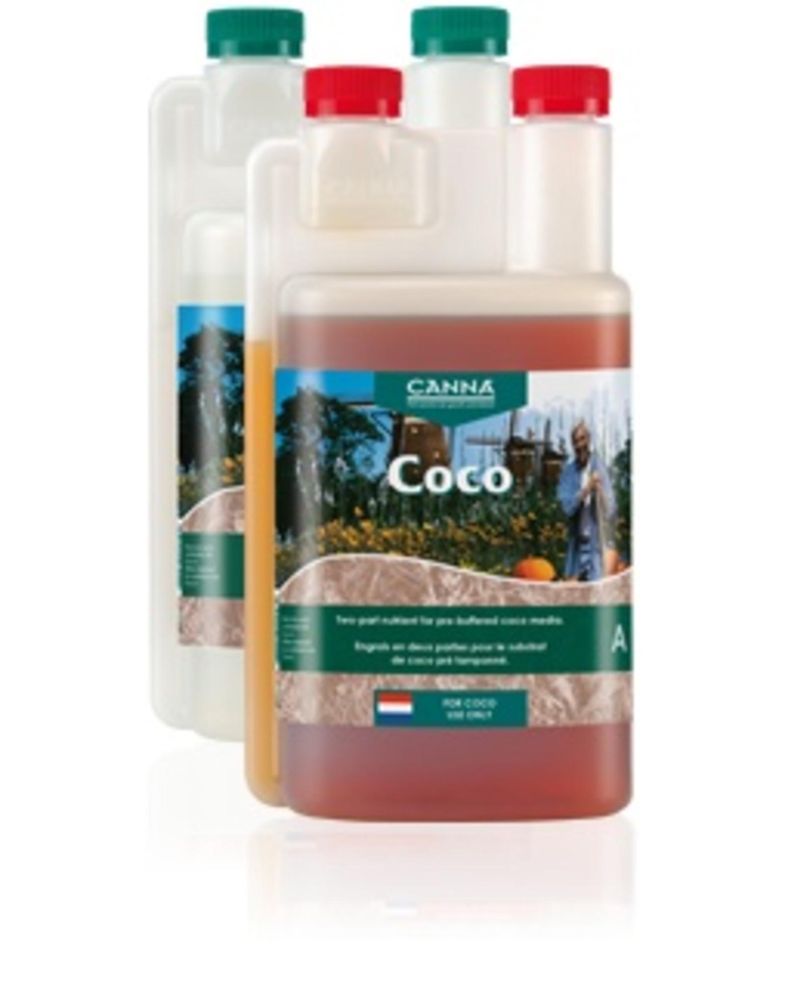 Canna Coco  A/B Set 5 Liter