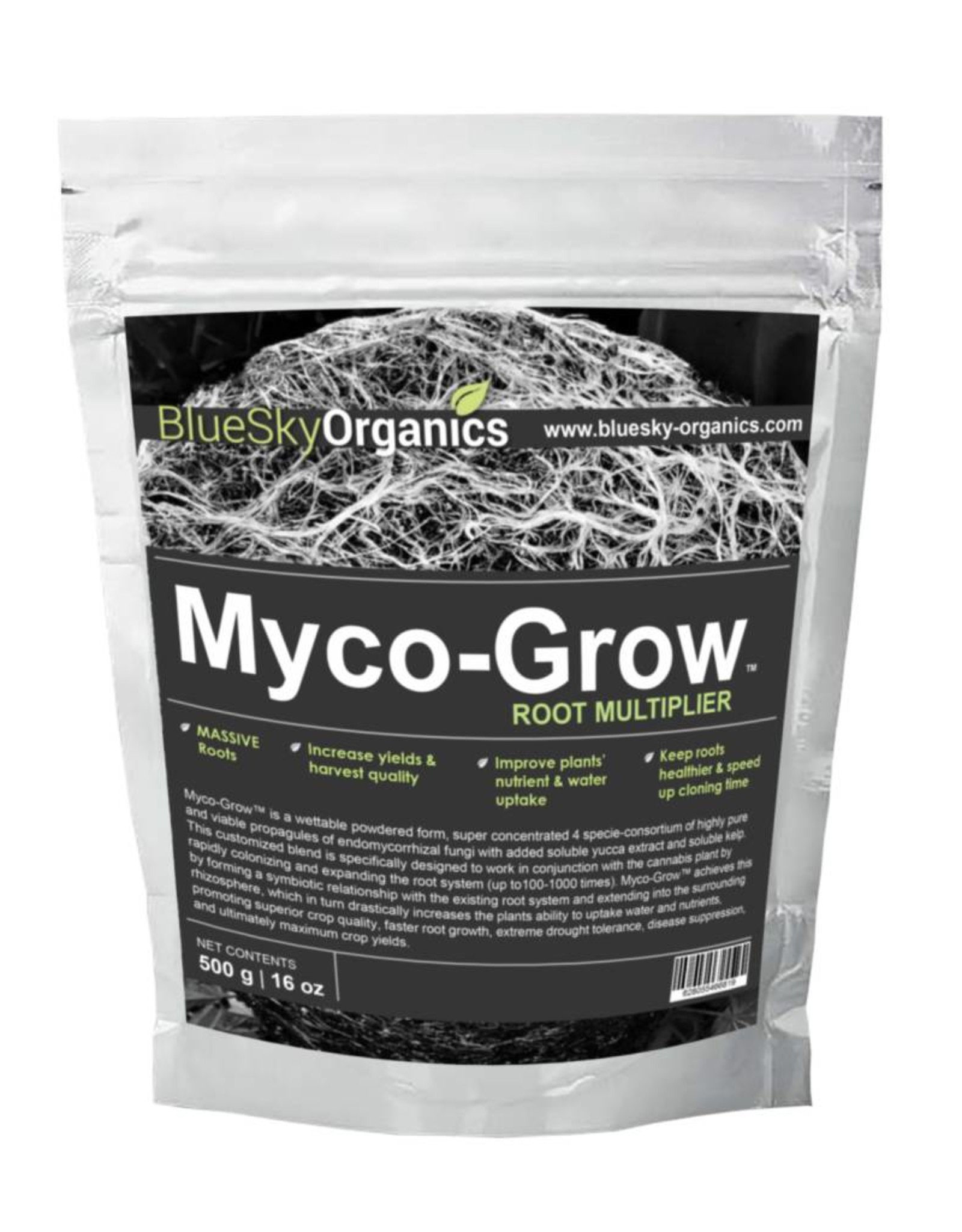 BlueSky Organics Myco-Grow 1000g