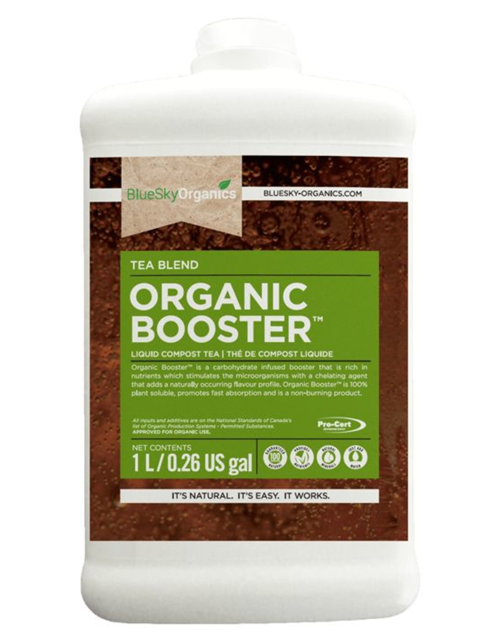 BlueSky Organics Organic Booster 5 gal.