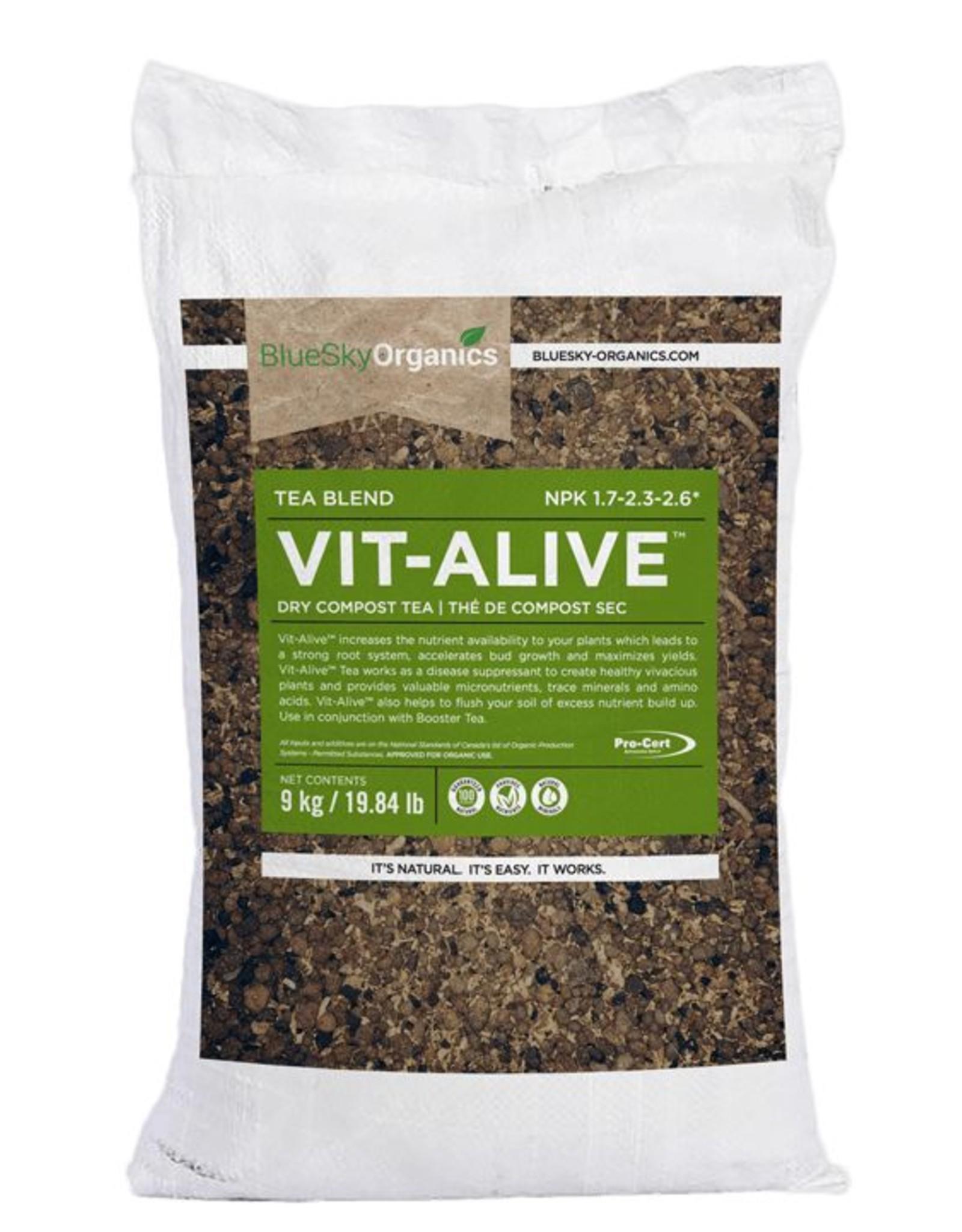 BlueSky Organics Vit-Alive 9Kg
