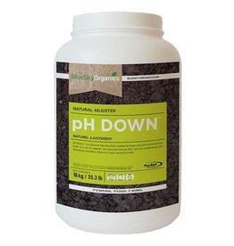BlueSky Organics pH Down 16Kg