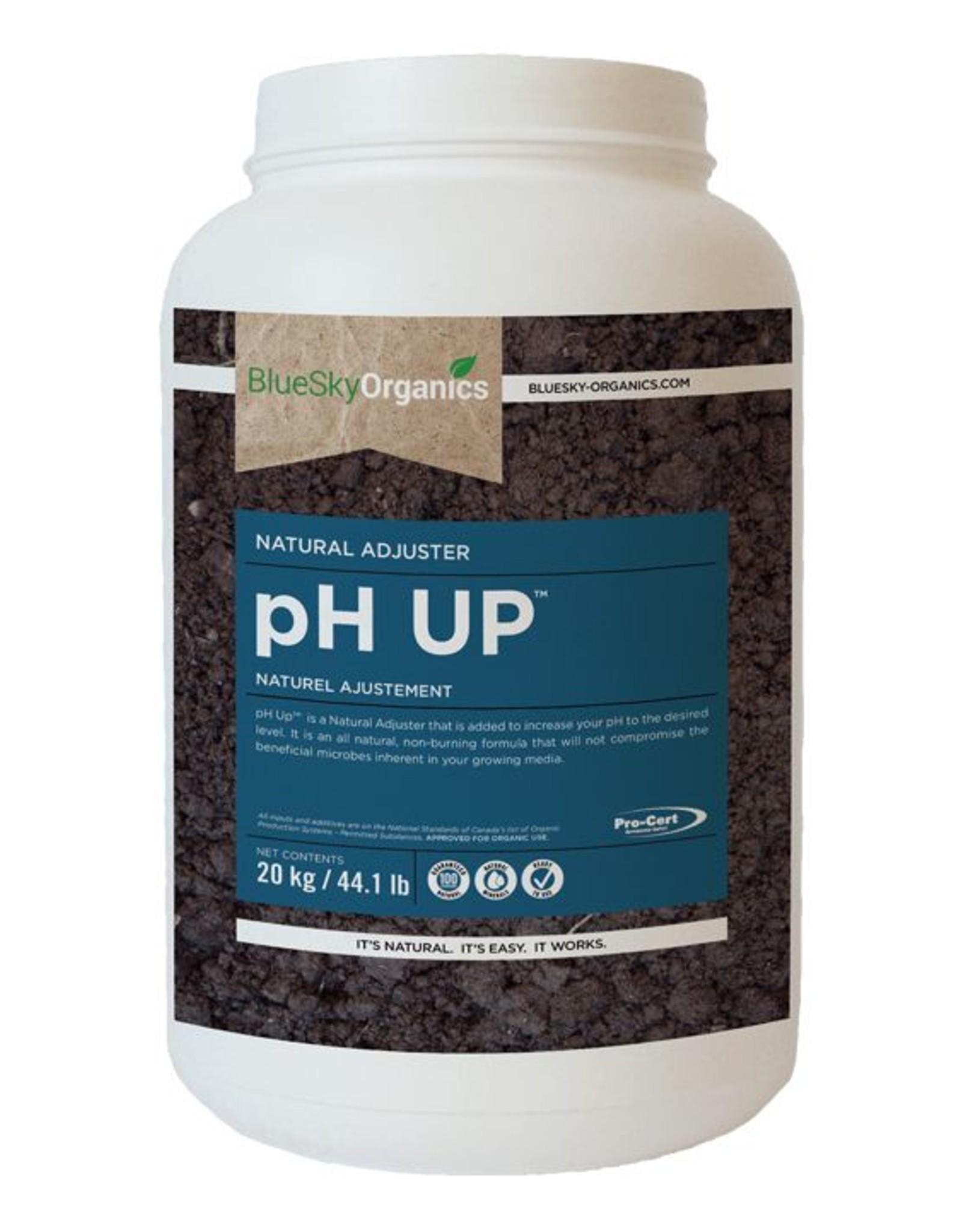 BlueSky Organics pH Up 2Kg