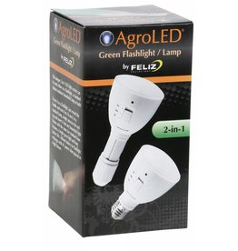 AgroLED AgroLED® Green Flashlight/Lamp by Feliz®