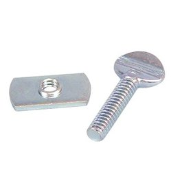 Light Rail LightRail Slide Nut w/ Thumb Screw