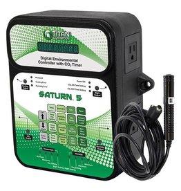 Titan Controls Titan Controls Saturn 5 - Digital Environmental Controller w/ CO2 Timer