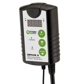 Titan Controls Titan Controls Zephyr 5 - Digital Cooling Thermostat Controller