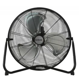Hurricane Hurricane Pro High Velocity Metal Floor Fan 20 in
