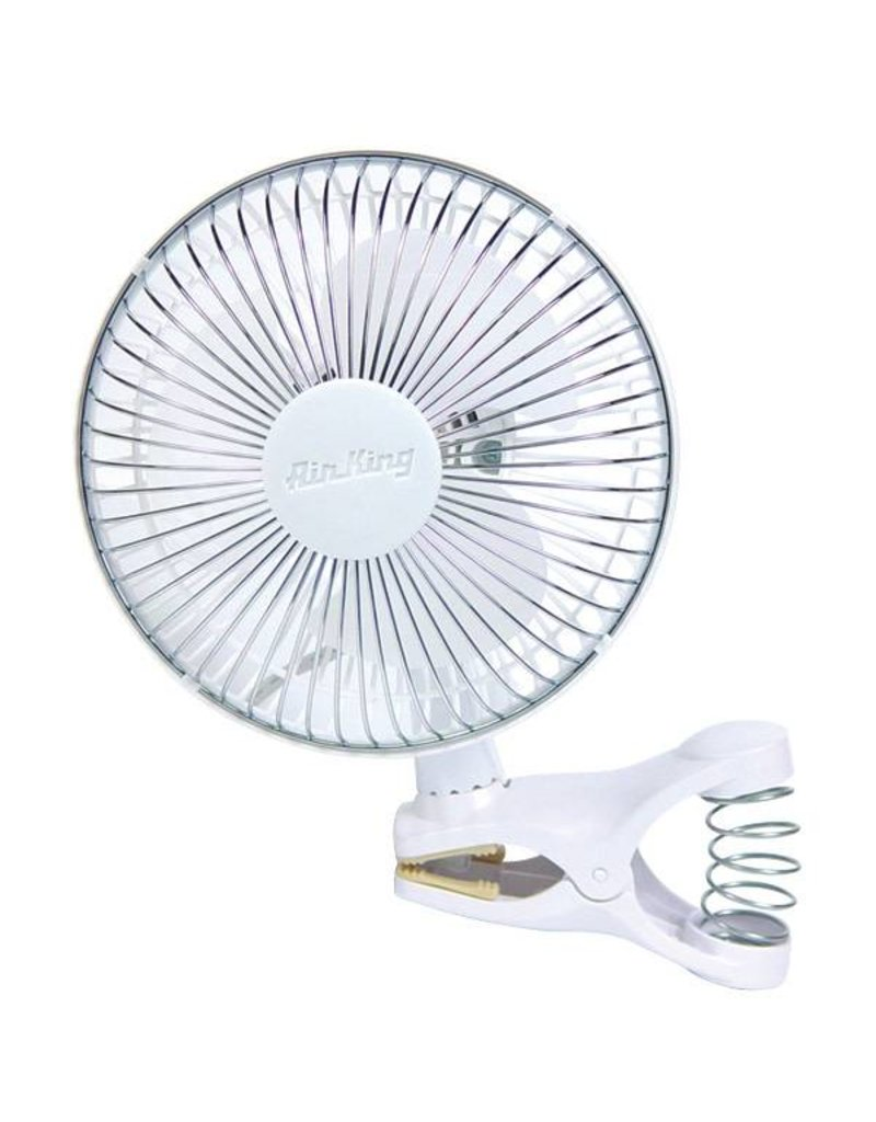 Air King Air King Clip On Fan 6 in