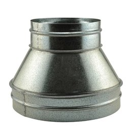 Ideal Air Ideal-Air Duct Reducer 12 in - 8 in