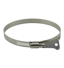 Ideal Air Ideal-Air Butterfly Hose Clamp 2/Pack 8 in