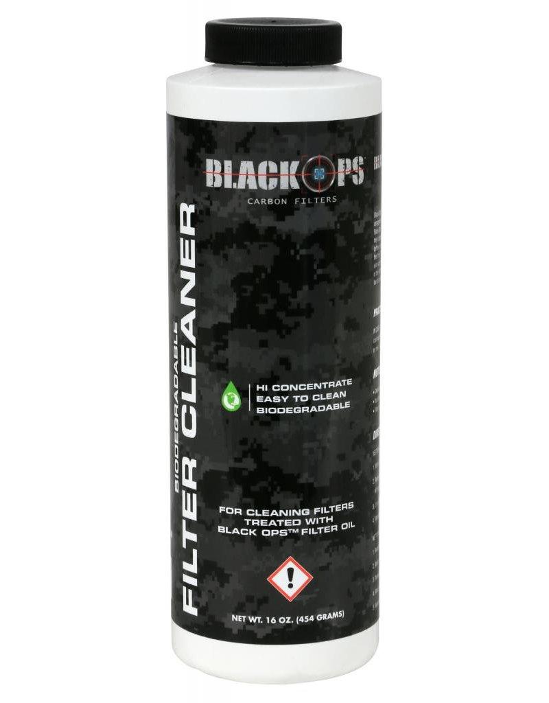 Black Ops Black Ops HEPA Foam Intake Filter Cleaner