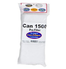 Can Fan Can Replacement Pre-Filter 1500