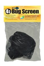 Black Ops Black Ops Bug Screen w/ Active Carbon Insert 4 in