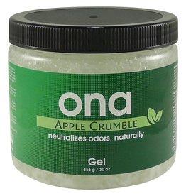 Ona Ona Apple Crumble 1 Liter Gel