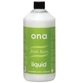 Ona Ona Liquid Fresh Linen Quart