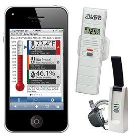 La Cross La Crosse Alerts Remote Temperature and Humidity Monitoring System