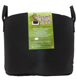 Smart Pot Smart Pot Black 20 Gallon w/ handles