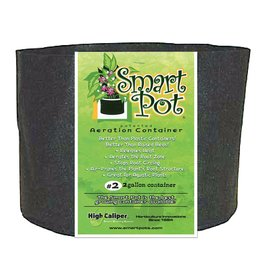 Smart Pot Smart Pot Black 2 Gallon