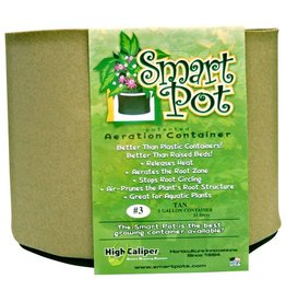 Smart Pot Smart Pot Tan 3 Gallon