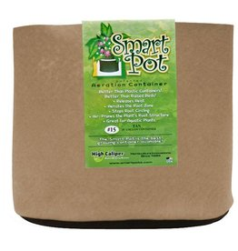 Smart Pot Smart Pot Tan 15 Gallon