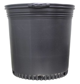 sunlight garden supply Blow Molded Nursery Pot 10 Gallon