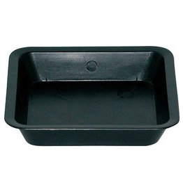 Gro Pro Gro Pro Black Square Saucer for 8 Gallon Pot