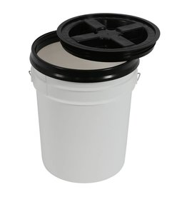 Gro Pro Gamma Seal Lid for 3.5 and 5 Gallon Buckets