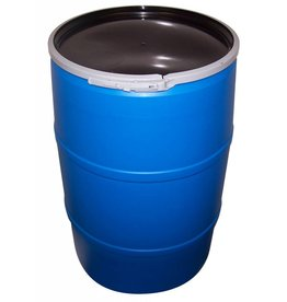 Flo-N-Gro 55 Gallon Barrel w / Lid - Food Grade