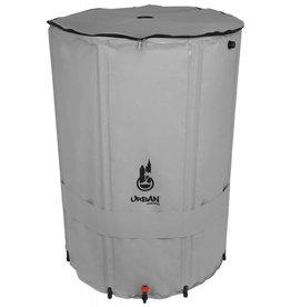 Urban Oasis Urban Oasis Collapsible Water Storage Barrel 206 Gallon