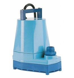 Little Giant Little Giant 5-MSP Submersible Pump Blue 1200 GPH