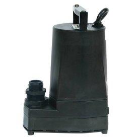 Little Giant Little Giant 5-MSPR Submersible Pump Black 1200 GPH