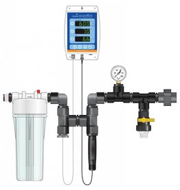Dosatron Dosatron Nutrient Delivery System - EC (PPM) / pH / Temp Guardian Connect Monitor Kit
