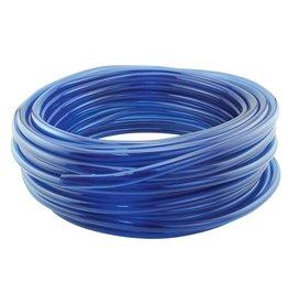 Hydro Flow Hydro Flow Vinyl Tubing Blue 1/2 in ID - 5/8 in OD 100 ft Roll