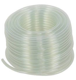 Eco Plus Hydro Flow Vinyl Tubing Clear 3/16 in ID - 1/4 in OD 100 ft Roll