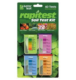 Rapidtest Rapitest Soil Test pH N,P,K