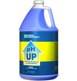 General Hydroponics GH pH Up Liquid Gallon
