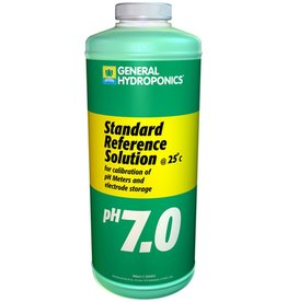 General Hydroponics GH pH 7.01 Calibration Solution Quart
