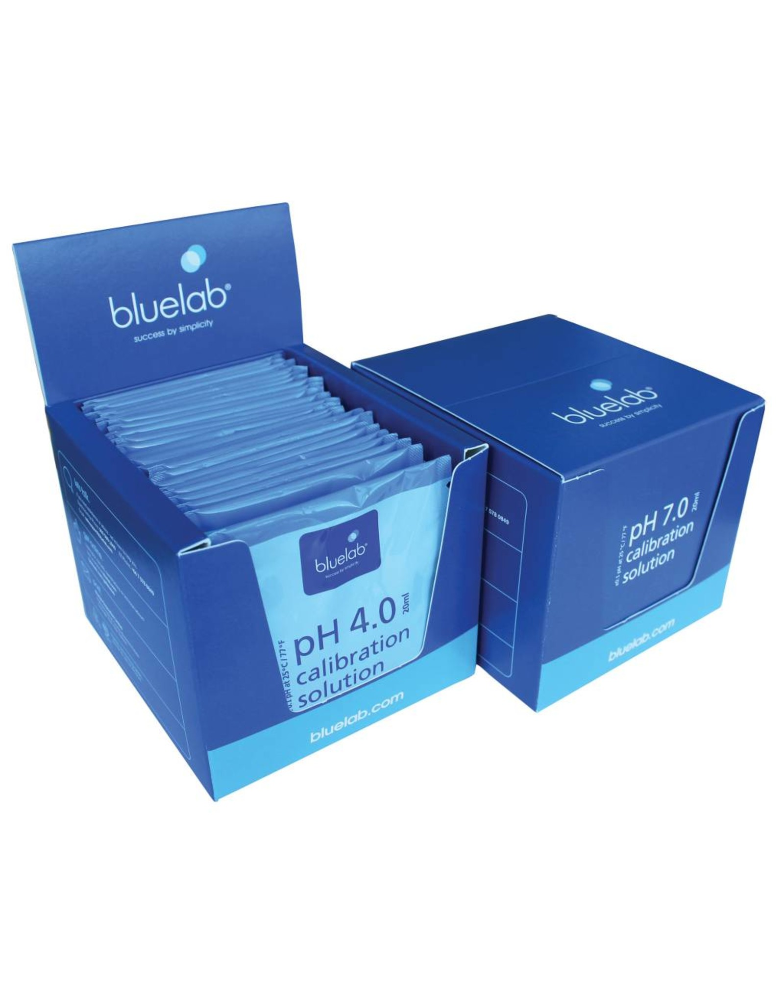 Blue Lab Bluelab pH 7.0 Calibration Solution 20 ml Sachets