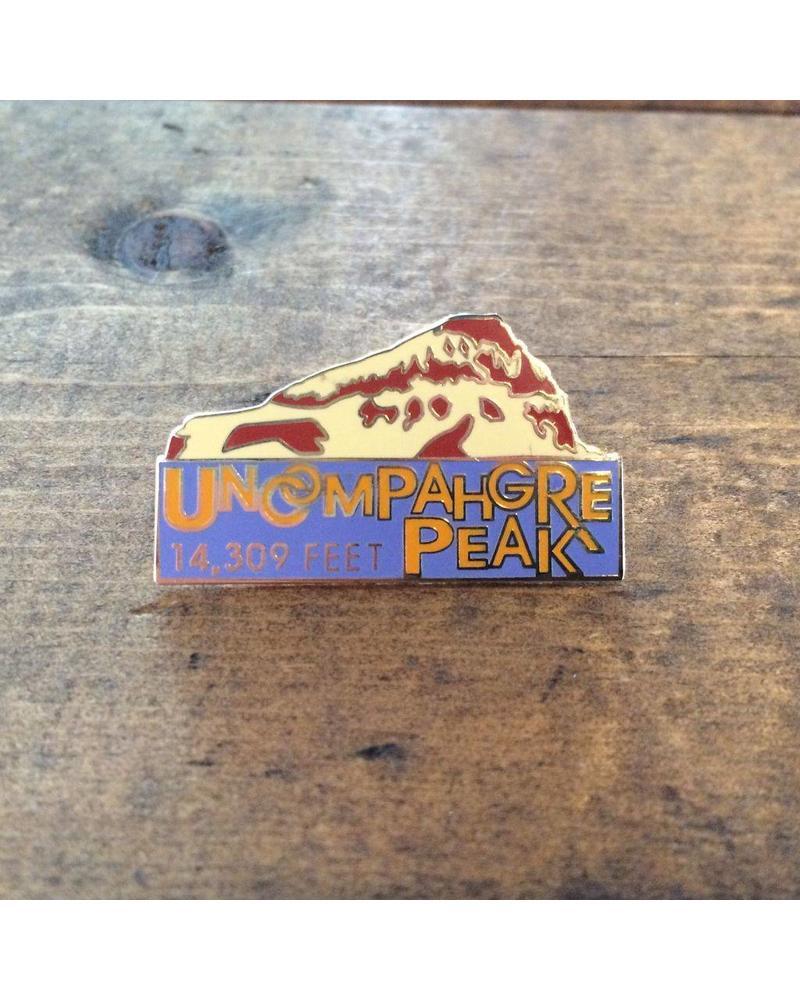 Uncompahgre Peak Pin