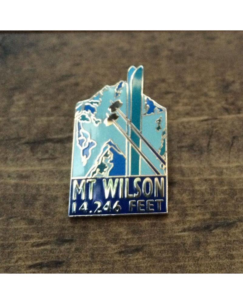 Mount Wilson Pin