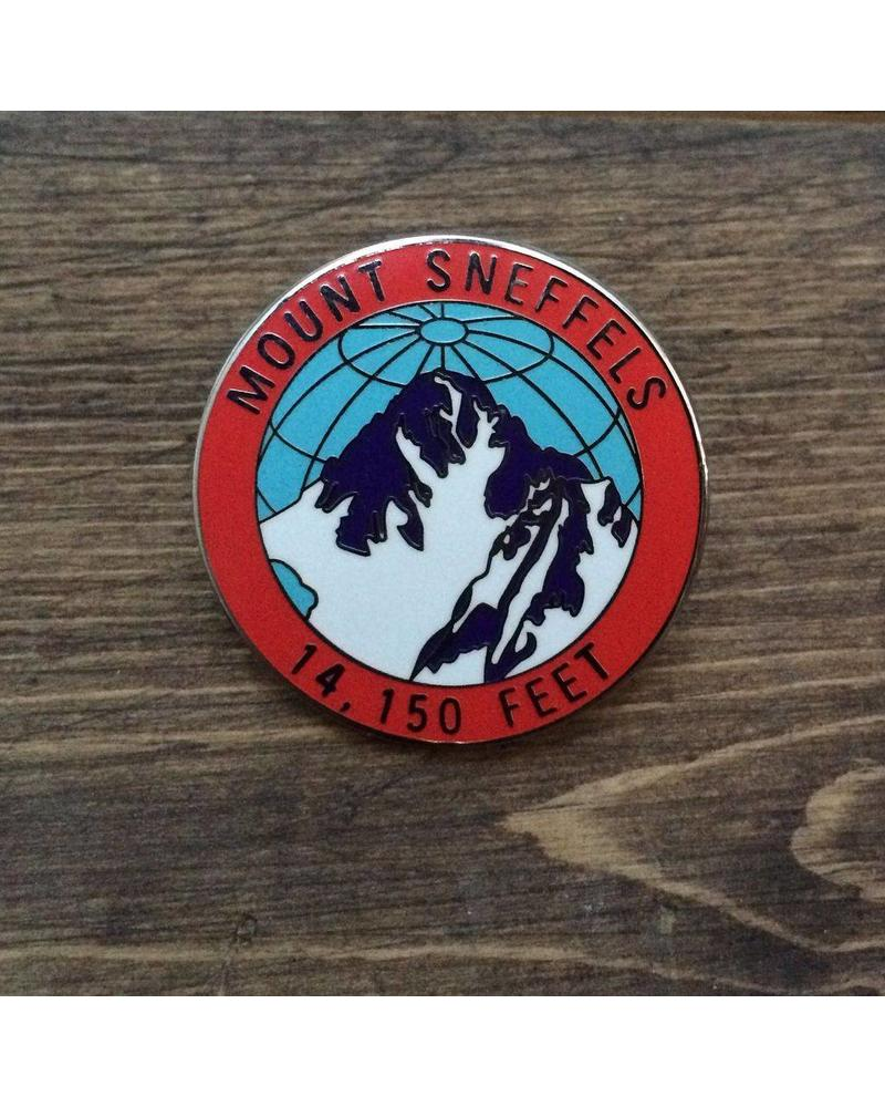 Mount Sneffels Pin
