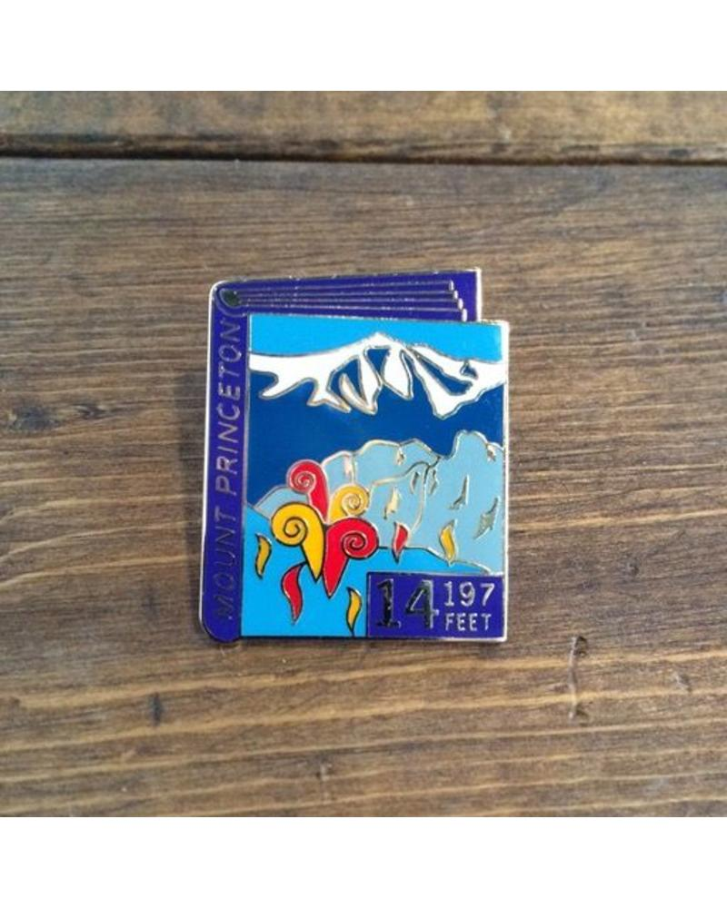 Mount Princeton Pin
