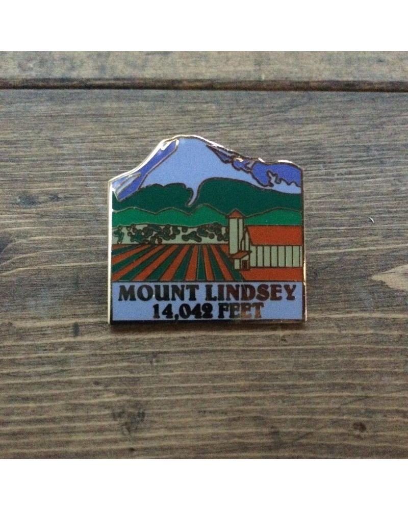 Mount Lindsey Pin