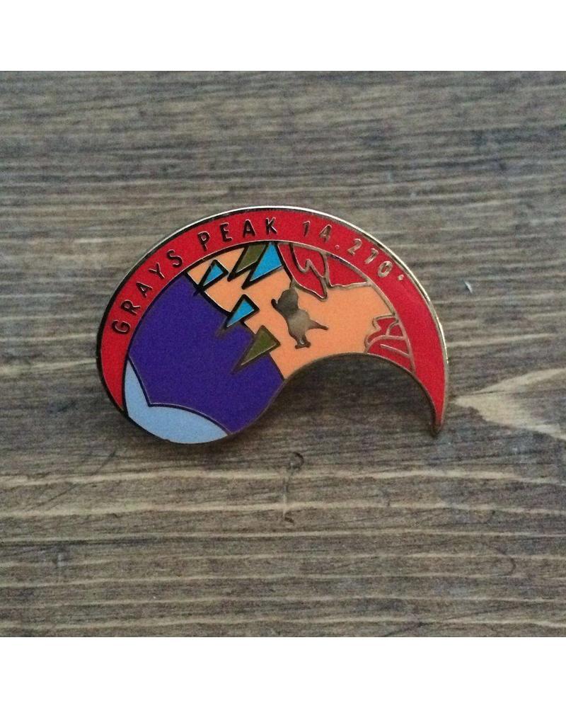 Grays Peak Pin