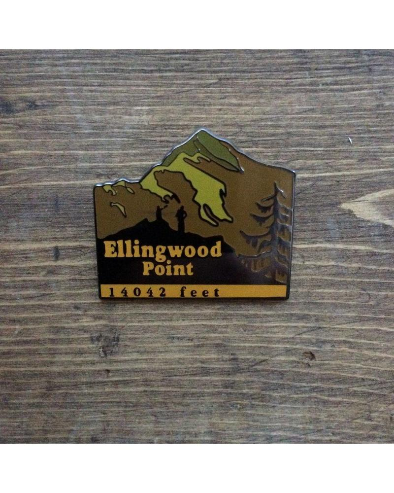 Ellingwood Point Pin