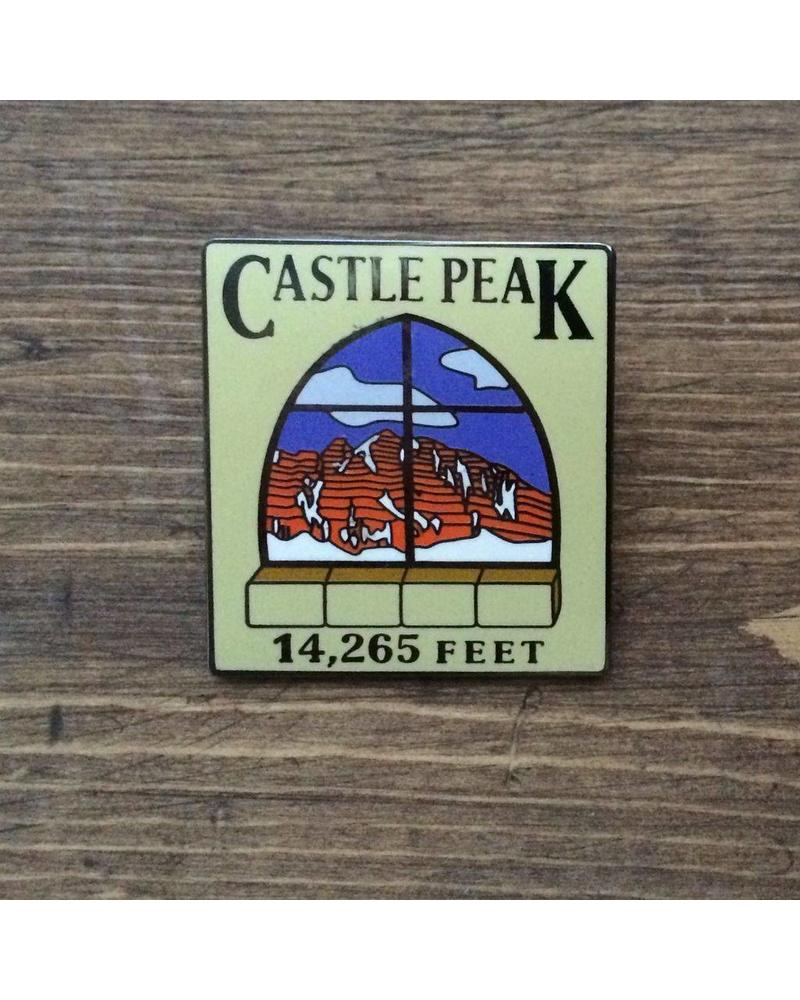 Castle Peak Pin
