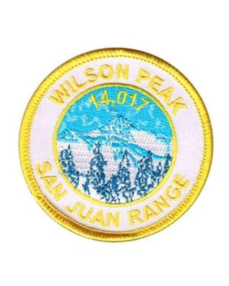 Wilson Peak Patch