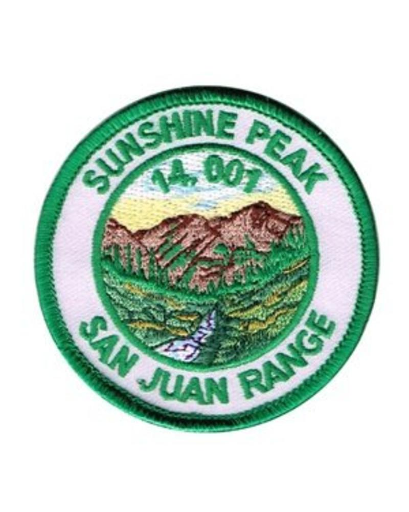 Sunshine Peak Patch