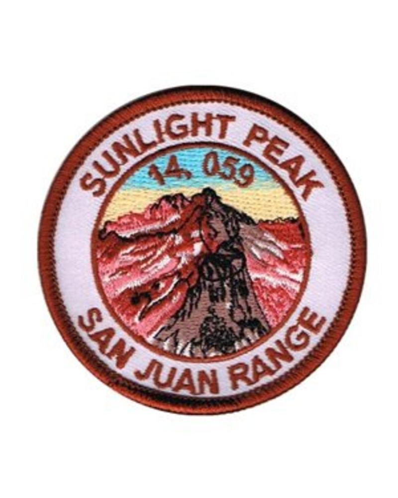 Sunlight Peak Patch