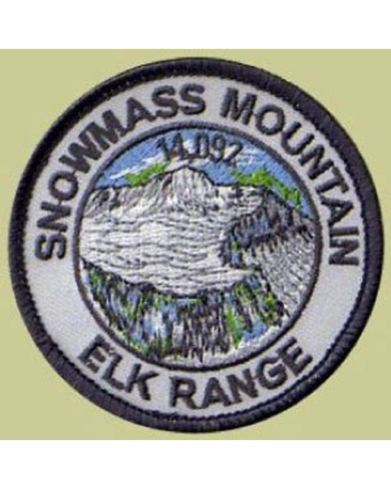 Snowmass Mountain Patch